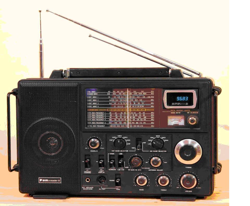 КВ SDR приемника. КВ радиоприемник своими руками 78
